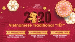 Belle Maison Vietnamese Traditional Tet 2020